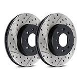Performance Automotive Brake Rotors