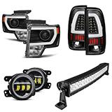 Automotive Lighting Parts & Accessories