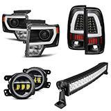 Automotive Lighting Parts & Accessories