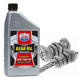 Motorcycle Transmission & Gear Oil