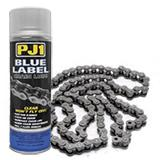 Motorcycle Chain Lubrication