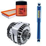 Auto Repair & Replacement Parts