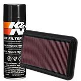 Motorcycle Air Filter Oil & Service Kits