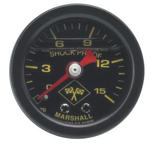 Russell 650310 Fuel Pressure Gauge 1.5 in. Gauge