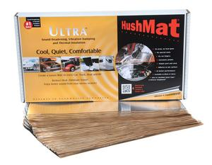 Hushmat 10501 Ultra Vibration Deadening Bulk Kit