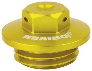 Driven Racing DOFP-TR GD Oil Fill Cap - Gold