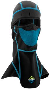Firstgear 37.5 Basegear Long Balaclava (Black, OSFM)
