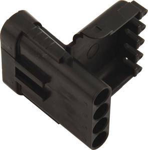 QUICKCAR RACING PRODUCTS 4 Pin Male Weather Pack Sealed Connector P/N 50-341