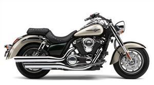 "Cobra 4"" Chrome Exhaust Muffler For Kawasaki VN 1700 09-13 4225"