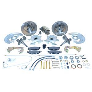 SSBC Performance Brakes A123 Drum To Disc Brake Conversion Kit