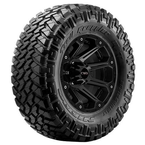 4-LT285/75R17 Nitto Trail Grappler MT 121Q E/10 Ply BSW Tires