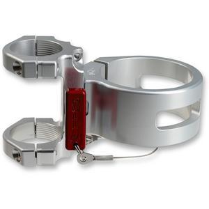 Joker Machine 60-402-5 Fire Extinguisher Mount - 3-1/8 in. Diameter - Silver