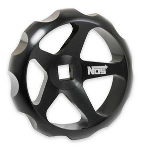 NOS 16147NOS Billet Aluminum Hand Wheel