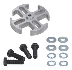 Flex-A-Lite Spacer kit, 5/16in NF bolts,  Ford, GM,American Motors