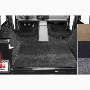 Rugged Ridge 13690.01 Deluxe Carpet Kit Fits 76-95 CJ7 Wrangler (YJ)
