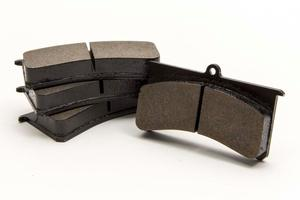 AFCO RACING PRODUCTS C1 Brake Pads F88i/SL/SX Calipers Set of 4 P/N 6651011