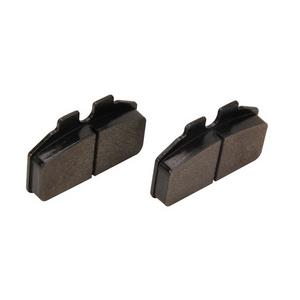AFCO RACING PRODUCTS C2 Compound F22i/NDL Calipers Brake Pads Kit P/N 1251-2002