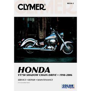 Clymer CM314-3 Repair Manual