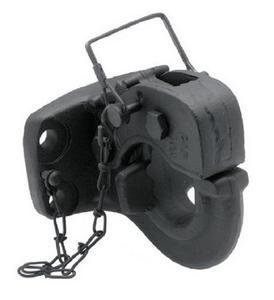 Buyers PH8 (1) Rigid Type Pintle Hook - 8 Ton