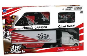 New Ray Toys 1:12 Chad Reed Two Two Motorsports Gift Set SS-10485