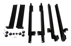 Crown Automotive RT25002 Door Surround Kit Fits 07-15 Wrangler (JK)