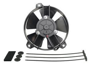 DERALE 5 in 315 CFM High Output Electric Cooling Fan P/N 16105