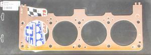 SCE GASKETS Small Block Mopar Copper Cylinder Head Gasket 2 pc P/N P69064