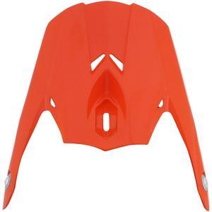 AFX 0132-0766 Helmet Peak for FX-21 Solid - Safety Orange
