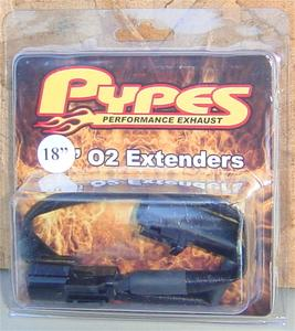 Pypes Performance Exhaust HVE22K O2 Extension Harness Fits 96-12 Mustang