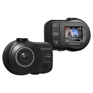 Kenwood DRV-410 HD Dash Camera and Safety Sensor