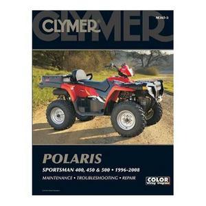Clymer CM365-5 Repair Manual
