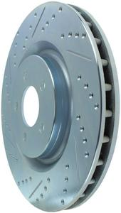 StopTech 227.61089R C-TEK Sport Rotor Fits 07-14 Mustang
