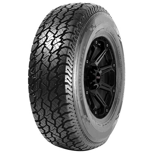 2-LT245/75R17 Travelstar AT701 121/118S E/10 Ply BSW Tires