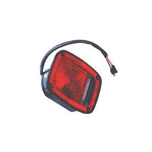 Omix-Ada 12403.03 Tail Light Assembly Fits 76-80 CJ5 CJ7