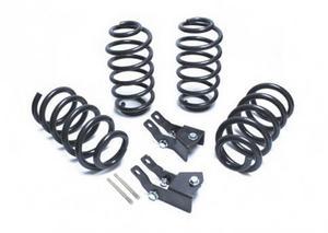 MaxTrac Suspension K331523 Lowering Kit Fits 15-18 Tahoe Yukon