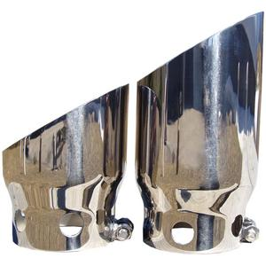 MBRP STAINLESS STEEL EXHAUST TIPS 2008-2014 FORD F250 F350 F450 SUPERDUTY DIESEL