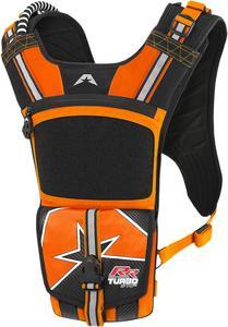 American Kargo Hydration Water 2.0 Turbo RR Liter Backpack Orange
