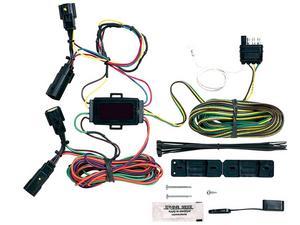 Blue Ox BX88323 EZ Light Wiring Harness Kit Fits 11-14 Edge