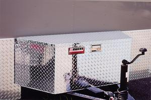 Owens Products 45003 Garrison Trailer Tongue Tool Box