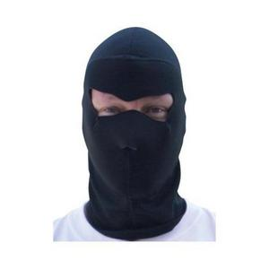 Zan Headgear Coolmax Balaclava Extreme with Neoprene Mask (Black, OSFM)