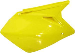Acerbis Yellow Side Panel Number Plates For Suzuki RMZ 450 2007 2081940231