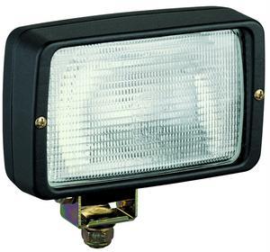 Hella H15522047 Picador Halogen Work Lamp