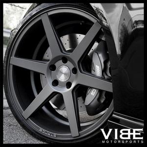 "19"" STANCE SC6 GREY CONCAVE WHEELS RIMS FITS MERCEDES W216 CL550 CL600"