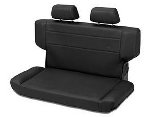 Bestop Trailmax II Trailmax II F And T Bench Seat, Rear - Jeep 97-06 Wrangler