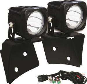 Vision X Lighting 9888408 A Pillar Light Mount Fits 07-17 Wrangler (JK)