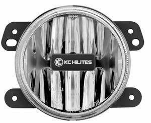 KC HiLites 1496 Gravity Series LED Fog Light Fits 07-09 Wrangler (JK)