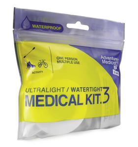 Adventure Medical Kits 0125-0297 Ultralight and Watertight .3 Medical Kit