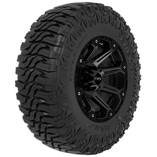 4-37x13.50R22LT Federal Xplora MT 123Q E/10 Ply BSW Tires