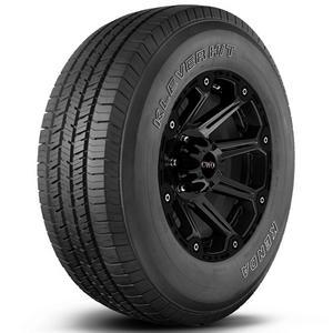 2-P255/70R18 Kenda Klever H/T2 KR600 112T B/4 Ply White Letter Tires