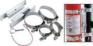 Allstar Performance Quick Release NHRA 2.5 lbs Extinguisher Bracket P/N 10512